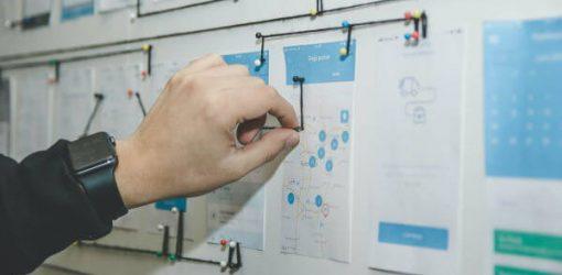 User Experiece Design und Content Sorting